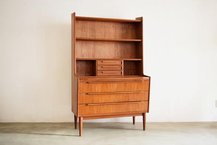 Book shelf with Bureau desk