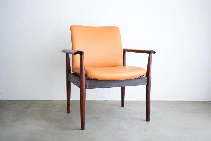 Finn Juhl NO.209 Diplomat Chair