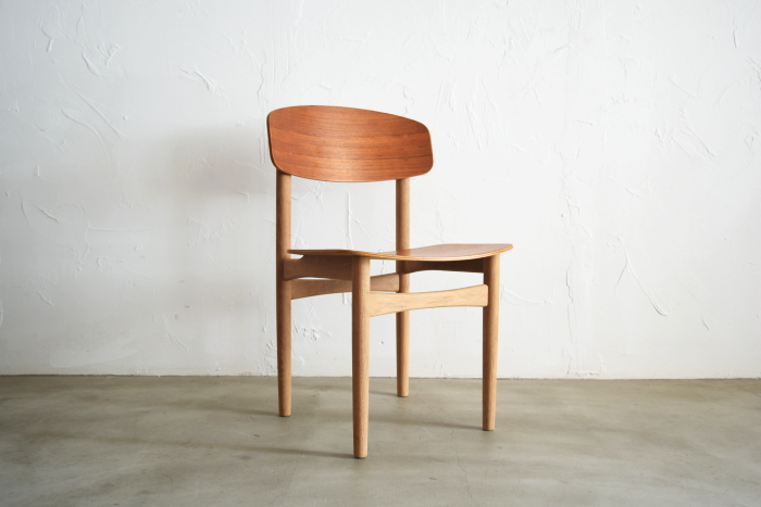 Borge Mogensen Model 122 Chair