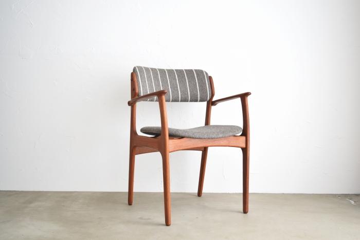 Erik Buch Model 50 Arm chair