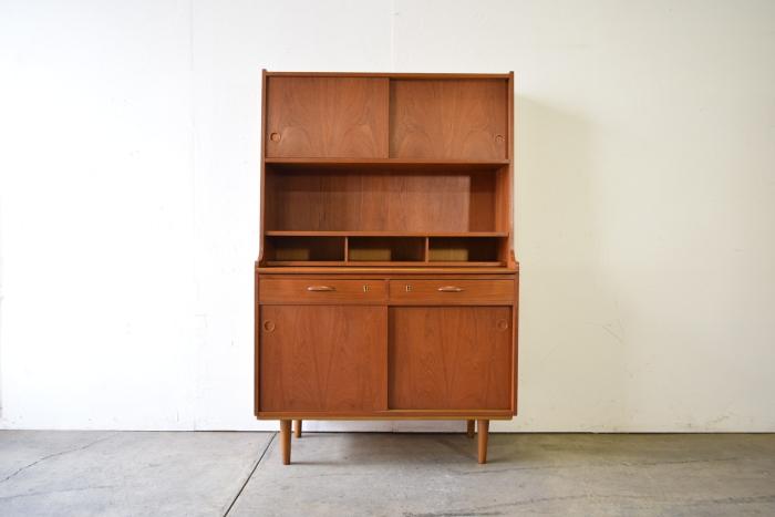 Cupboard with Bureau