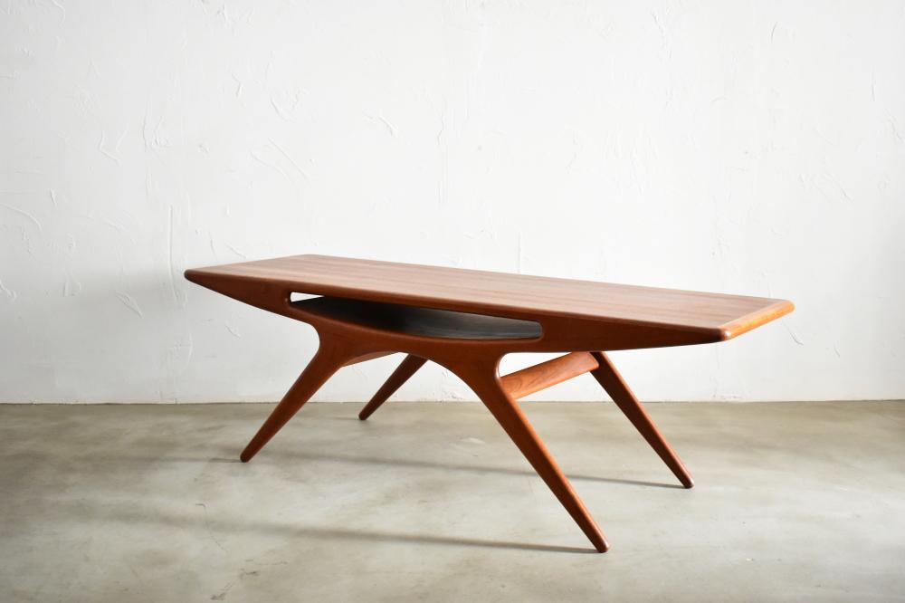 Johannes Andersen UFO Table