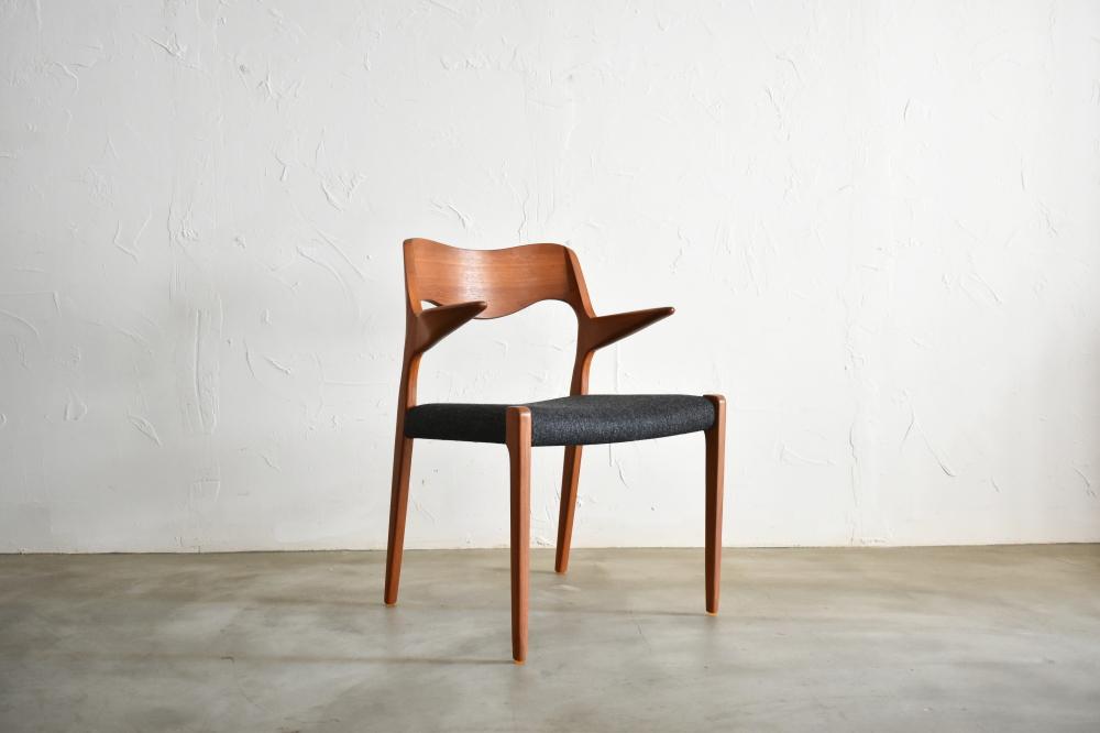 Niels.O.Moller Model 55 Chair
