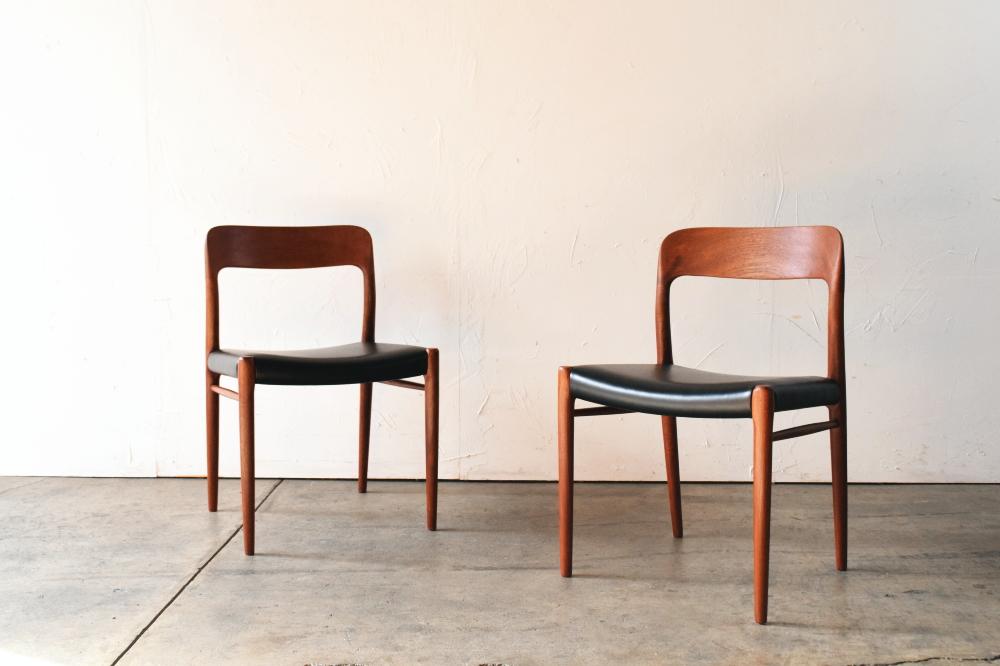 Niels.O.Moller Model 75 Chair