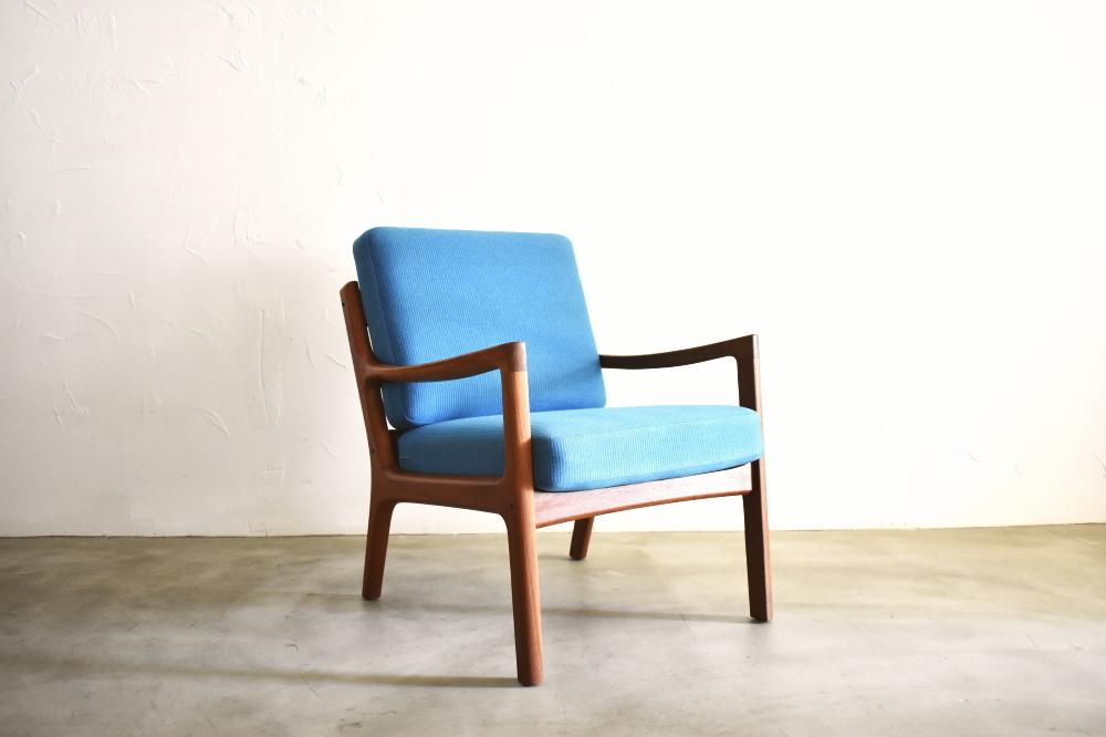 Ole Wanscher Senator Easy chair