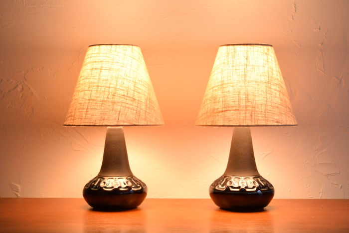 Soholm Table Lamp Pair